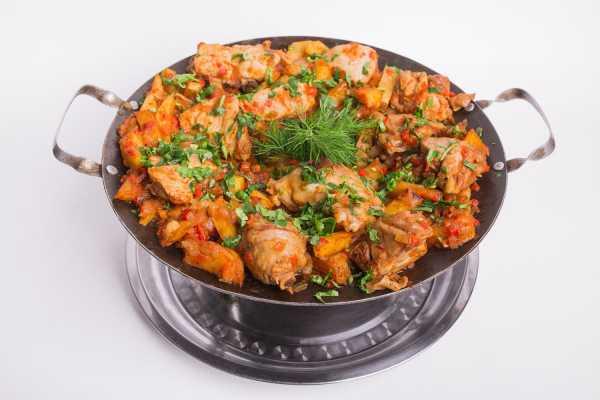 Джыз-быз (мясо на выбор)