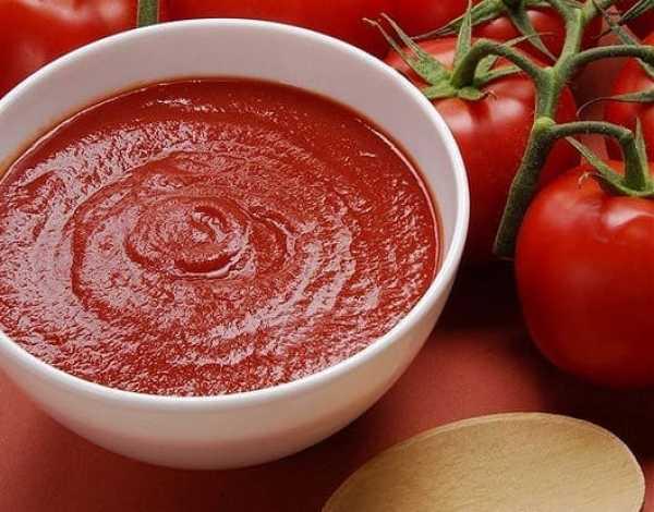 Неострый томатный
